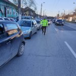Peste două sute de amenzi pe zi pentru şoferi, în Timiş