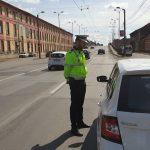 Controale peste controale a poliţiştilor de la Rutieră