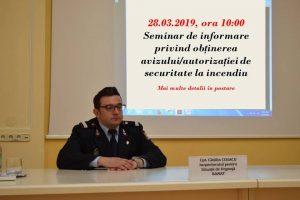 ISU organizează un seminar gratuit pentru constructori