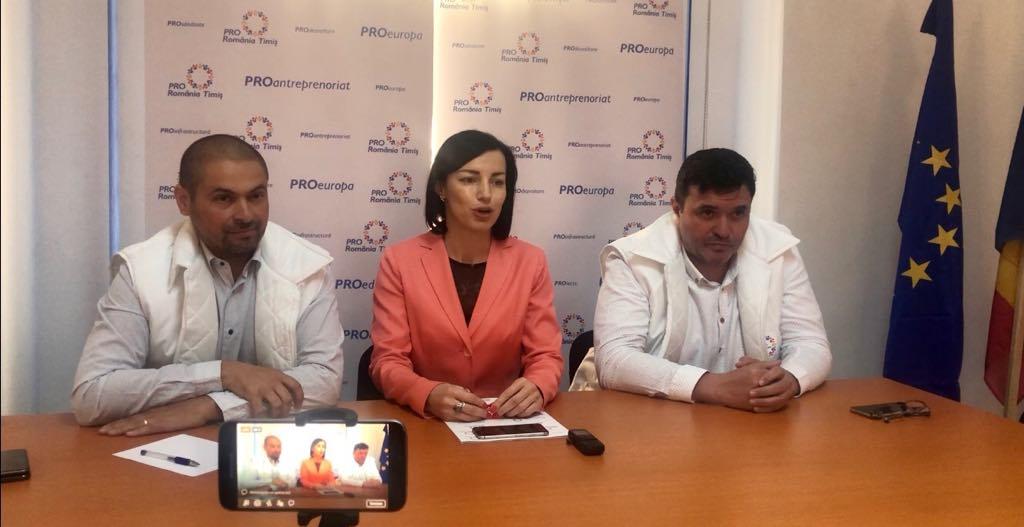 """Nicolae Birău, coordonator PRO România Timiș: """"Suntem pregătiți în fiecare comună, cu oamenii de pe secțiile de votare"""""""