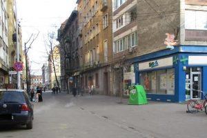 Zona pietonală, în atenția polițiștilor locali în civil și în uniformă