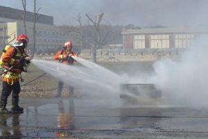 Continental înființează o echipă de pompieri la Timișoara