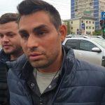 Criminalul care și-a înjunghiat mortal fosta iubită a fost prins de polițiști