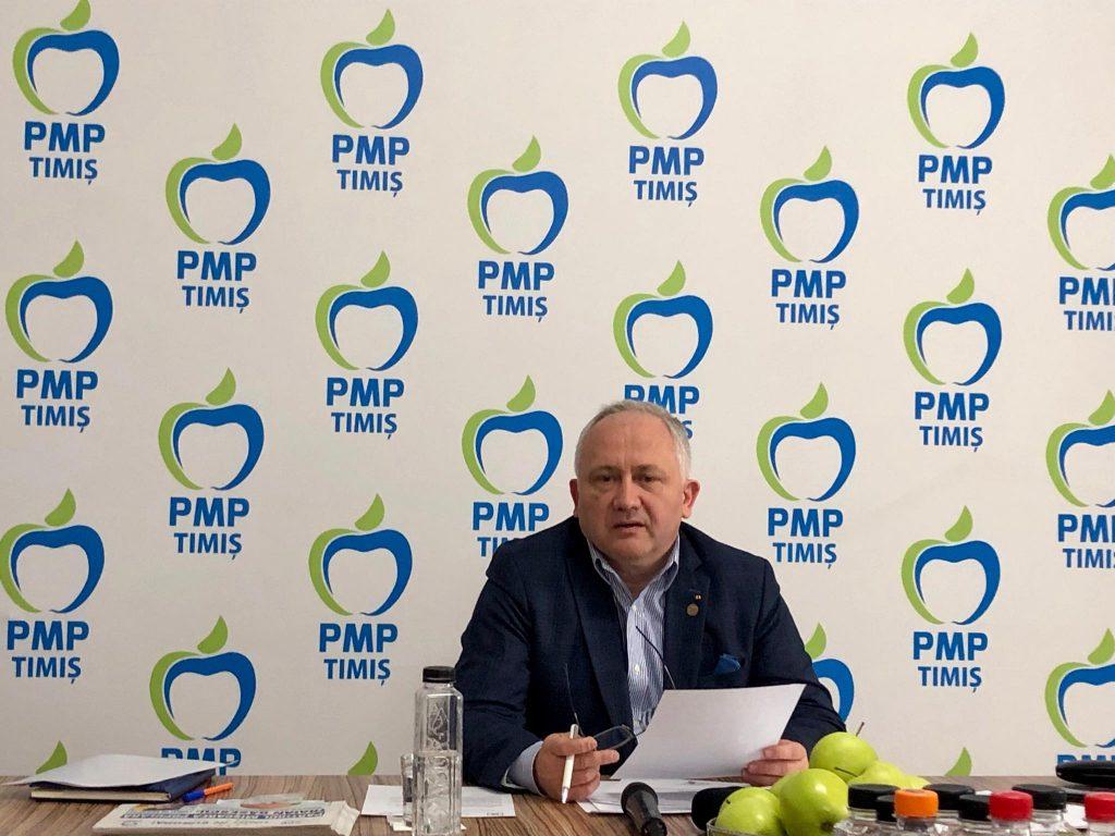 """Cornel Sămărtinean: """"PMP va vota reînvestirea Guvernului Orban 2"""""""