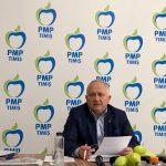 Deputatul Sămărtinean: PMP respectă democrația