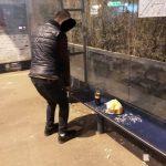 Drogat găsit a doua oară leşinat de Poliţia Locală