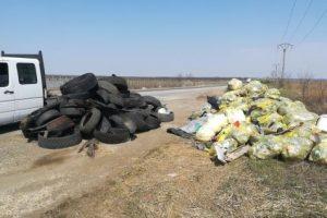 CJT cheltuieşte sume mari de bani pentru a strânge deşeurile din parcări