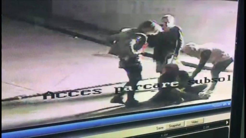 Hoţi deghizaţi în femei au tâlhărit un bărbat din Arad. I-au aplicat electroșocuri pe lângă bătaie