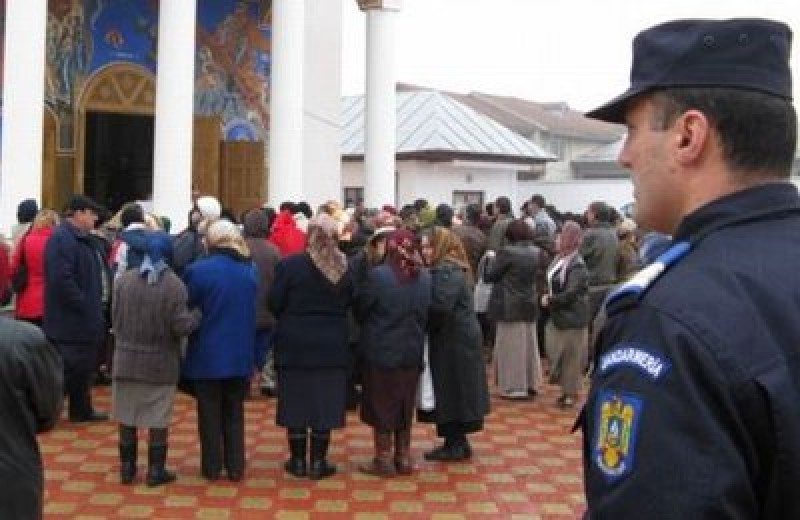 Jandarmii timişoreni, în misiune pe timpul minivacanței de Paște