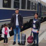 Familie din Turcia, depistată la Curtici cu documente false