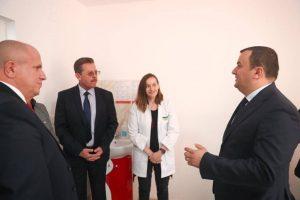 CJ Timiș continuă dotarea spitalelor din județ