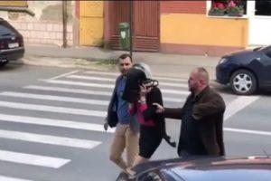 Atacatorii din Arad, deghizaţi în femei, arestaţi preventiv