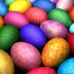 Vopseaua de ouă: numărul maxim de aditivi a crescut cu 58% în 2019 față de 2015