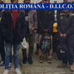 Descinderi la traficanții de migranți din vestul țării