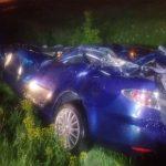 Accident pe Centura Lugojului