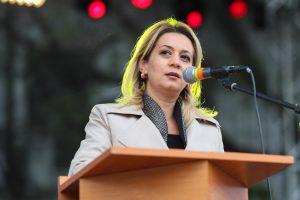 Deputatul Bianca Gavriliţă, în Grupul de Lucru pentru Combaterea Cancerului