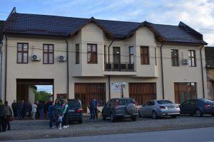 Cămin Cultural modern inaugurat într-o comună din Timiș