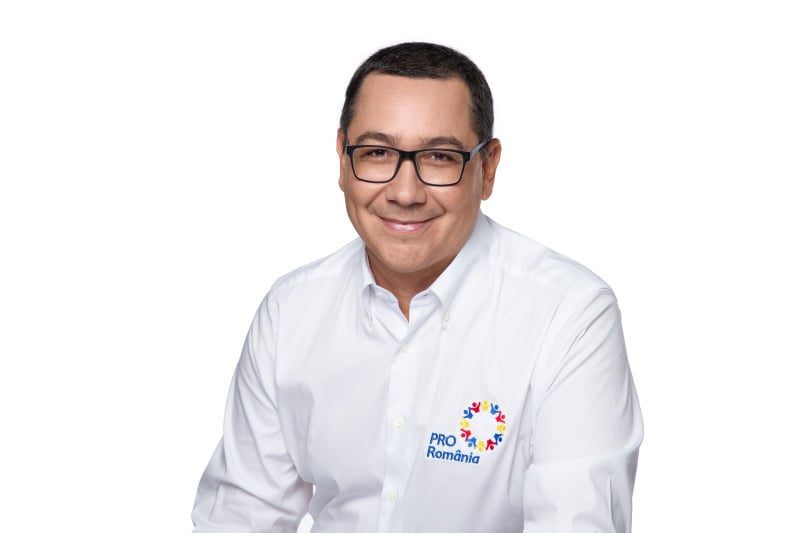 Victor Ponta (Pro România): Românii vor să fie europeni (P)
