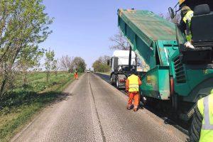 Asfaltarea drumului Timișoara – Becicherec, finalizată. Ce şosele urmează