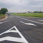 Cadoul primarului pentru şoferi de ziua sa de naştere: un drum nou-nouţ în nordul oraşului