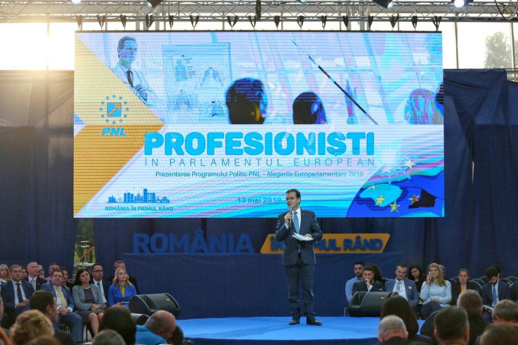 Programul PNL pentru europarlamentare: seriozitate și competență. Profesioniștii care duc România în primul rând al Europei
