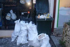 Mizerie de nedescris în Complexul Studențesc. Poliţia Locală a dat amenzi de 22.000 de lei
