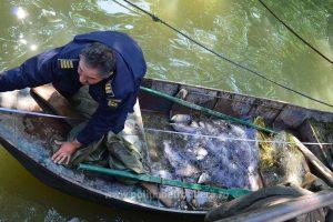 Amenzi pentru braconaj piscicol în Dragșina, Parța și Uliuc