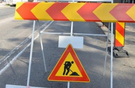 Restricții de circulație pe pasajul de la ieșirea din Timișoara spre Săcălaz