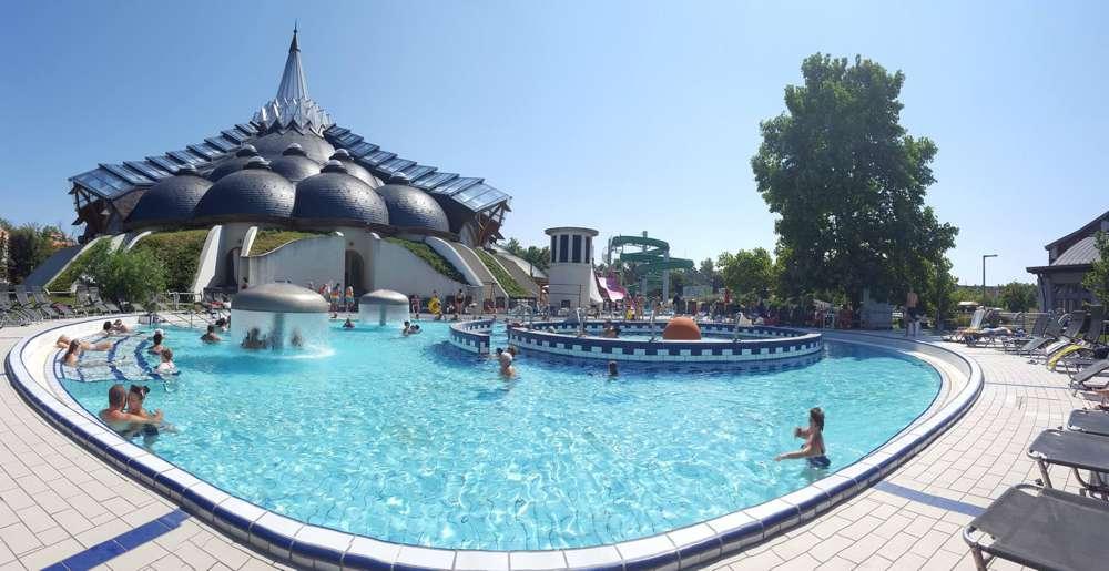 Un aquapark mai mare decât cel de la Mako se va construi la Buziaş