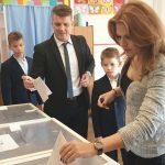 Ovidiu Sîrbu a votat pentru o Românie puternică într-o Europă unită
