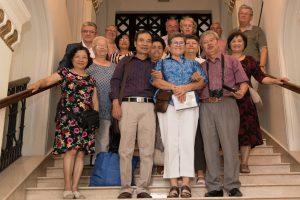 Vietnamezii se întorc la UPT. Diplome și medalii pentru foștii profesori