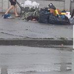 Pânda poliţiştilor locali la rampele clandestine de deșeuri dă roade