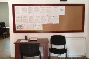 Sediu nou pentru Serviciul de Evidență a Populației în comuna Șandra