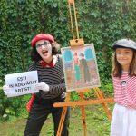 Expoziţie la Centrul Cultural Francez: Parisul, văzut prin ochi de copil