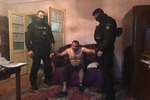 Criminalul poliţistului a fost prins la Remetea Mare