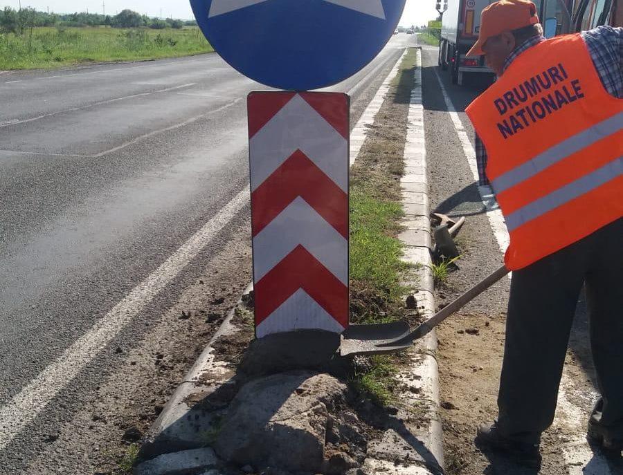 Se repară DN 79 între Arad și Oradea