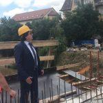 Robu: Noi progrese semnificative la Podul Dragalina