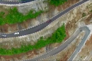 Transluncani, noul drum spectaculos din Timiş accesibil turiştilor