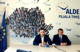 ALDE Timiș va avea Biroul Județean cu 80% tineri
