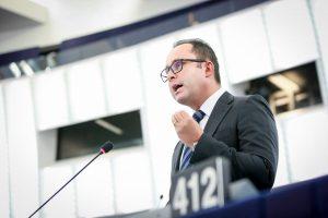 Cristian Bușoi, desemnat vicepreședinte al Comisiei pentru Mediu si Sănătate din Parlamentul European