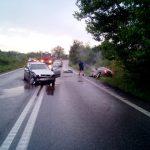 Doi şoferi răniţi, în urma unui accident care a avut loc în judeţul Arad