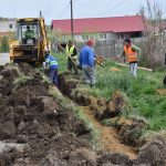Comuna Orţişoara beneficiază de lucrări importante de infrastructură