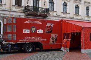 """Caravana """"Fii pregătit!"""" ajunge în Timiş"""