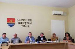Investiții majore în infrastructura județului Timiș