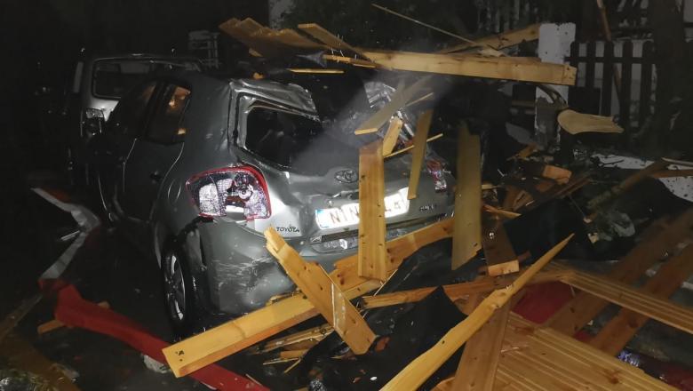 Șase morți, printre care doi români, în urma unei furtuni puternice care a lovit Halkidiki