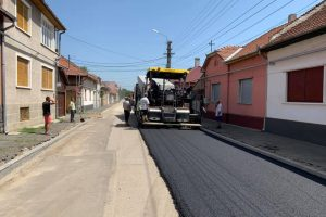 Lucrări de reparații pe unele străzi din Timișoara