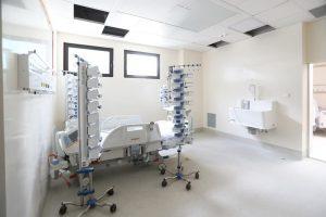 Secția de Mari Arși a Spitalului Judeţean, aproape de deschidere