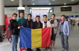 Elev din Lugoj, medaliat cu argint la Olimpiada Internațională de Matematică