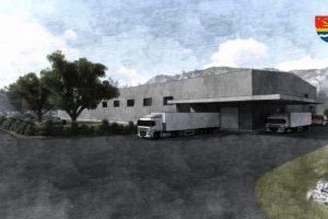 Primul centru de fructe și legume public din Timiș prinde contur. Cum va arăta