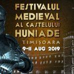 Festivalul Medieval al Castelului Huniade, în premieră la Timişoara